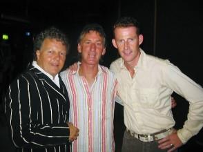 Brolly, Ged & Fergal
