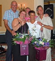 I love this picture...taken at a Summer Party at the Park House Hotel, Shifnal .