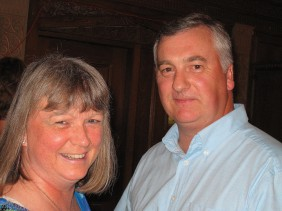 Sonia & Steve Hoyle