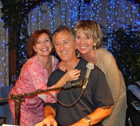 with Susie& Sue...