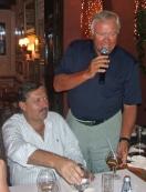 Pavel and Big Ron